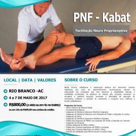 FNP – Facilitação Neuro Proprioceptiva – Método Kabat – Rio Branco – AC