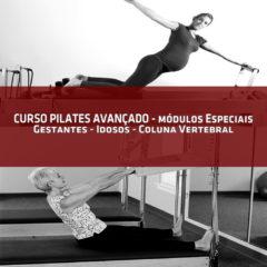 Pilates para Gestante, Idosos e Aplicado a Coluna – 3 cursos em 1 – Rio Branco – Acre